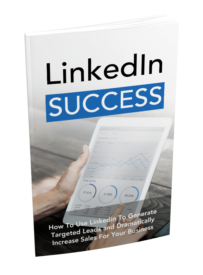Linkedin Success Book Cover