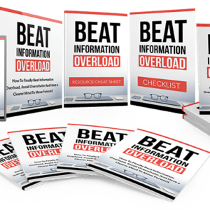 Beat Information Overload Bundle