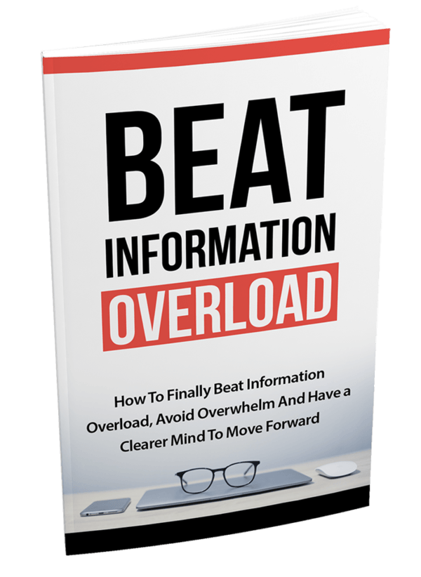 Beat Information Overload eBook